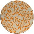 rug #379877 | round beige popular rug