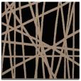 rug #380277 | square beige stripes rug