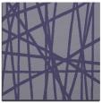 rug #380353 | square blue-violet stripes rug