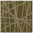 rug #380385 | square brown abstract rug