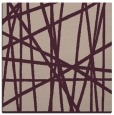 rug #380421   square pink abstract rug