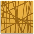 rug #380569 | square light-orange abstract rug