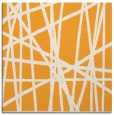rug #380613 | square light-orange stripes rug