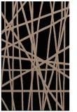 rug #380981 |  beige stripes rug