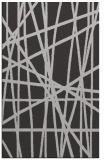 rug #381169    red-orange stripes rug