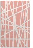 rug #381189 |  pink rug