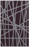 rug #381205 |  purple abstract rug