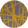 rug #381636 | round stripes rug