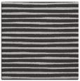 rug #382225 | square orange stripes rug