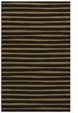 rug #382749    brown stripes rug