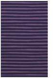 rug #382825    purple stripes rug