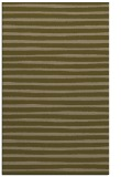 rug #382849 |  brown stripes rug