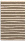 rug #382881    mid-brown stripes rug