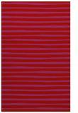 rug #382981    red stripes rug