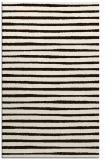 rug #383025    brown stripes rug