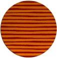 rug #383269   round orange popular rug