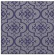 rug #383873 | square blue-violet traditional rug