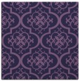 rug #383881   square purple traditional rug