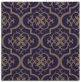 rug #383893 | square blue-violet traditional rug