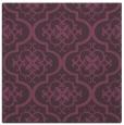 rug #384009   square purple traditional rug