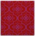 rug #384037 | square red popular rug