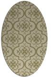 rug #384471 | oval popular rug
