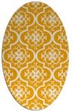 rug #384473 | oval popular rug