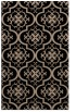 rug #384501 |  beige traditional rug