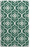 rug #384621 |  green popular rug