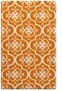 rug #384681    orange popular rug