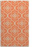 rug #384685 |  beige traditional rug