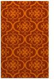 rug #384745    red-orange traditional rug
