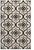 rug #384785 |  brown traditional rug