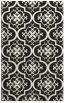 rug #384797 |  black popular rug