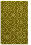 rug #384809 |  light-green rug