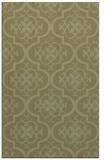 rug #384813 |  light-green traditional rug