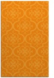 rug #384833 |  light-orange popular rug
