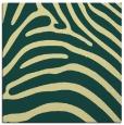 rug #387509   square yellow stripes rug