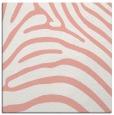 rug #387525 | square white animal rug