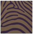 rug #387537 | square purple animal rug