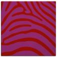 rug #387557 | square red stripes rug