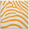 rug #387653 | square light-orange animal rug