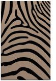 rug #388021 |  black stripes rug