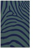 rug #388041 |  blue animal rug