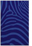 rug #388113 |  blue-violet stripes rug