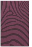 rug #388233 |  purple animal rug