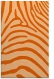 rug #388269 |  red-orange animal rug