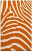 rug #388277 |  red-orange animal rug
