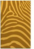 rug #388313 |  light-orange animal rug