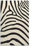 rug #388317 |  black stripes rug